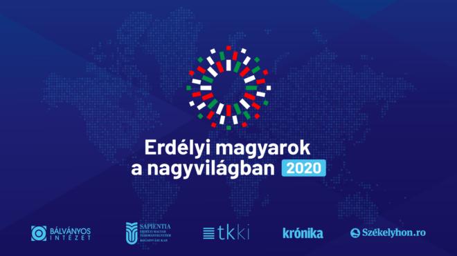 Erdélyi magyarok a nagyvilágban 2020